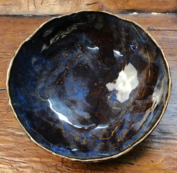 Vermont Artisan Pottery Bowl - 19