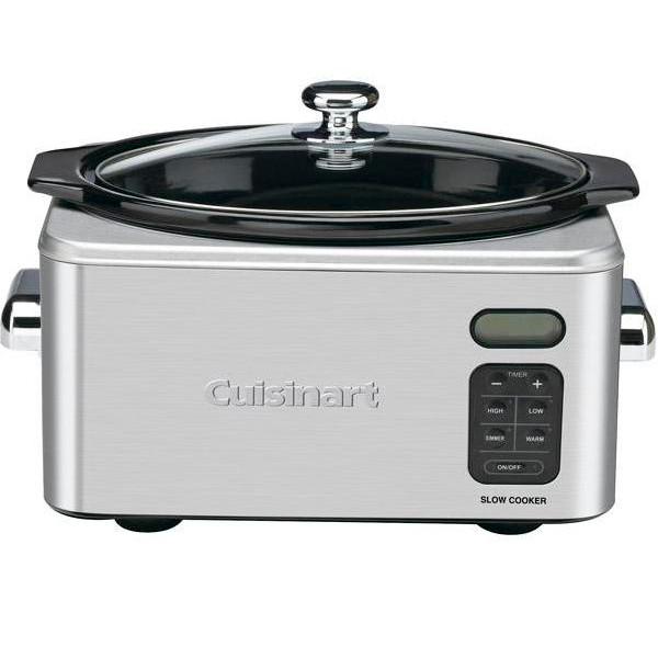 Cuisinart 6.5 Qt. Programmable Slow Cooker