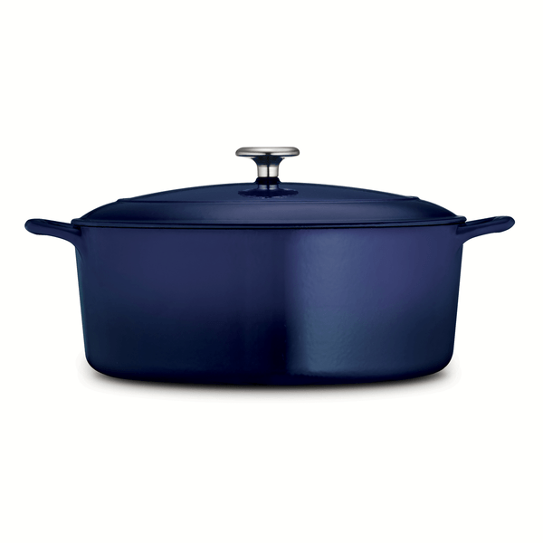 Tramontina Enameled Dutch Oven Oval - 7 Qt.