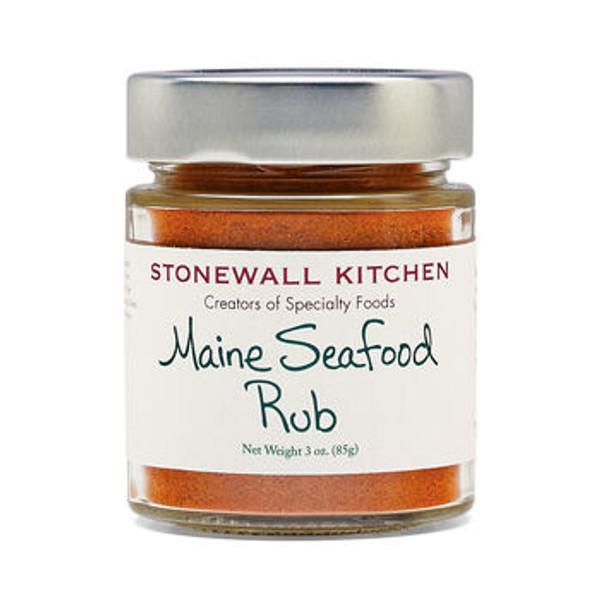 Maine Seafood Rub