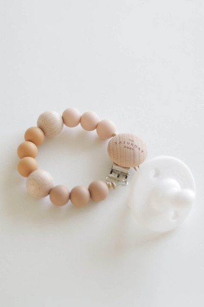 Pacifier Tether Clip