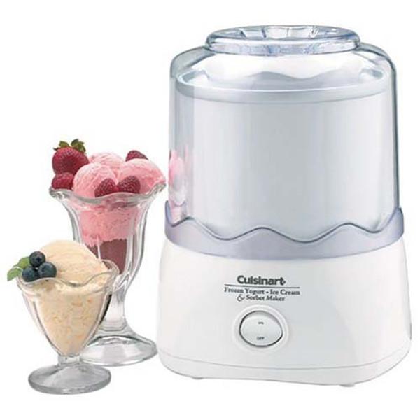 Cuisinart Frozen Yogurt-Ice Cream and Sorbet Maker