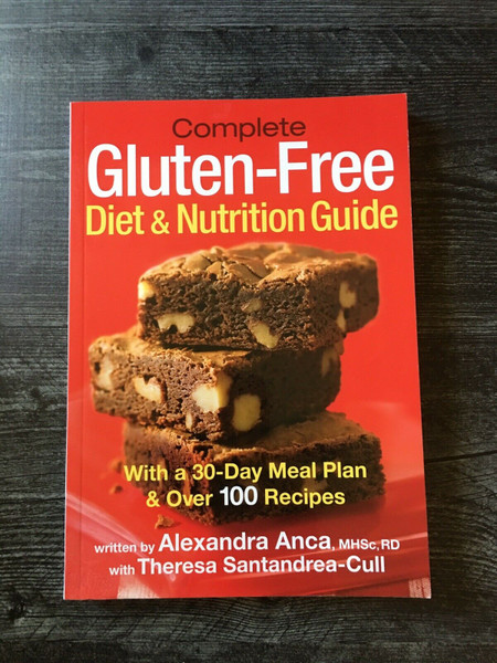 Gluten-Free Diet & Nutrition Guide