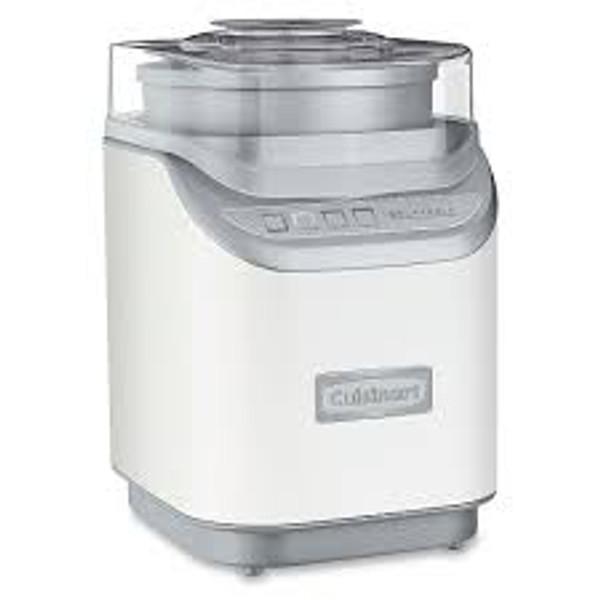 Ice Cream/Gelato/Frozen Yogurt/Sorbet Maker