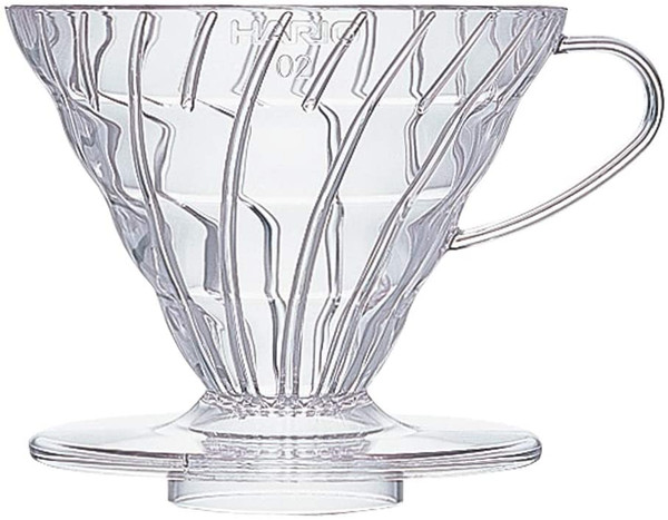 V60 Clear Coffee Dripper 02