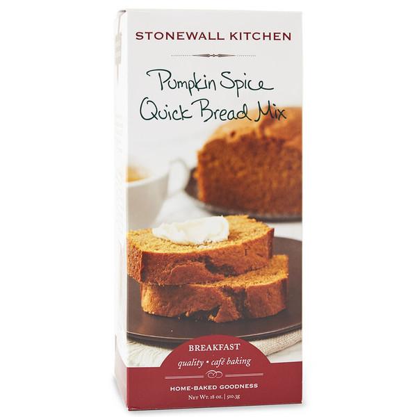 Pumpkin Spice Quick Bread Mix
