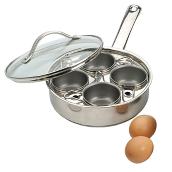 4-Egg Poacher Set