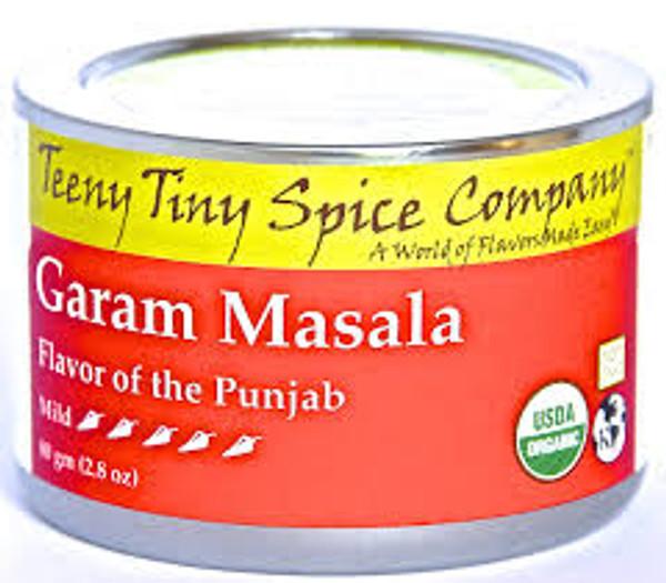 Teeny Tiny Spice Co. Garam Masala Spice Blend