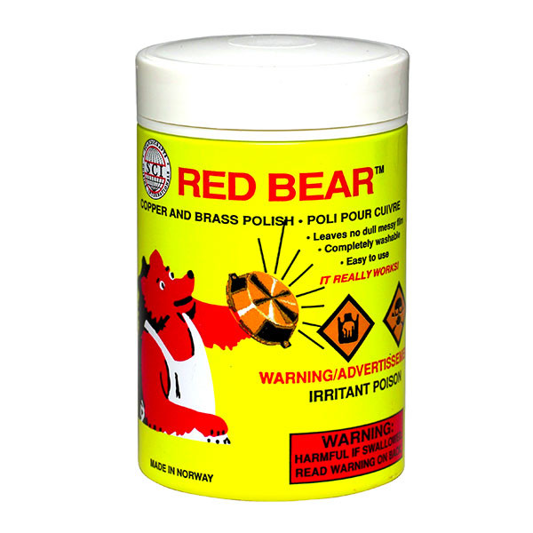 Red Bear Copper Cleaner