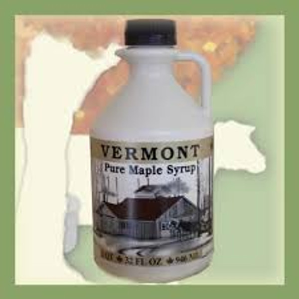 Pure Vermont Maple Syrup - 32 oz