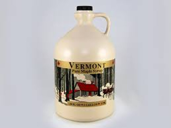 Pure Vermont Maple Syrup - 16 Oz.