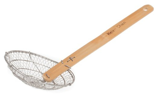 """Helen's Asian Kitchen The Spider   5"""" Wire Strainer"""