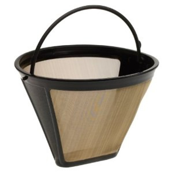 Gold-Tone Coffee Filter
