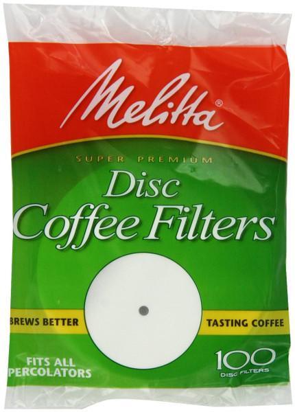 Melitta Disc Coffee Filters