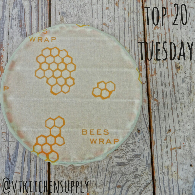 Top 20 Tuesday- Bee's Wrap