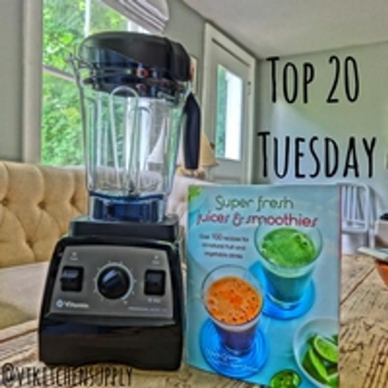 Top 20 Tuesday | Vitamix