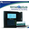 Acroprint TimeQPlus Magnetic Stripe System