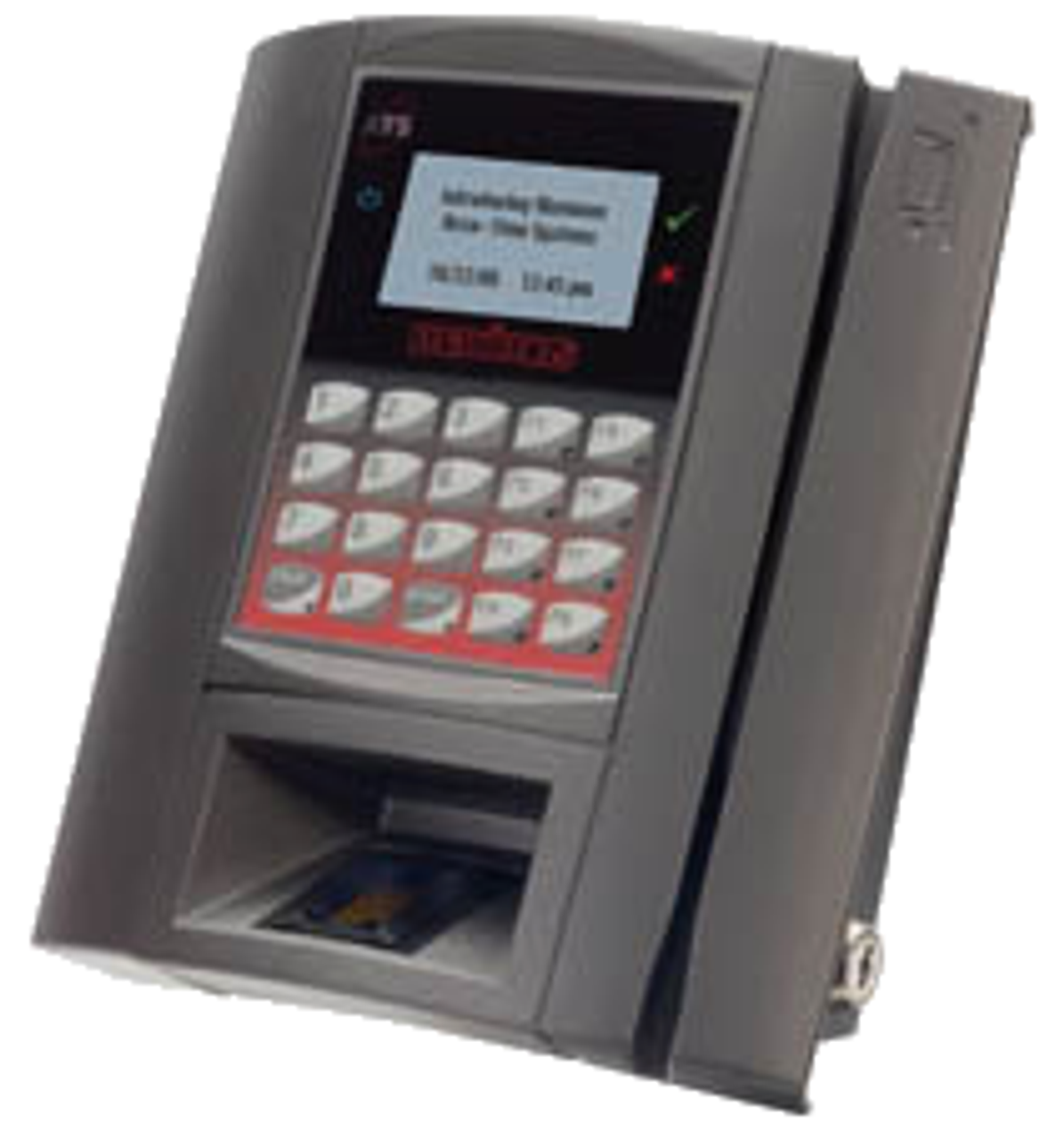 ATS Maximus Biometric Time Clock - New England Time Solutions