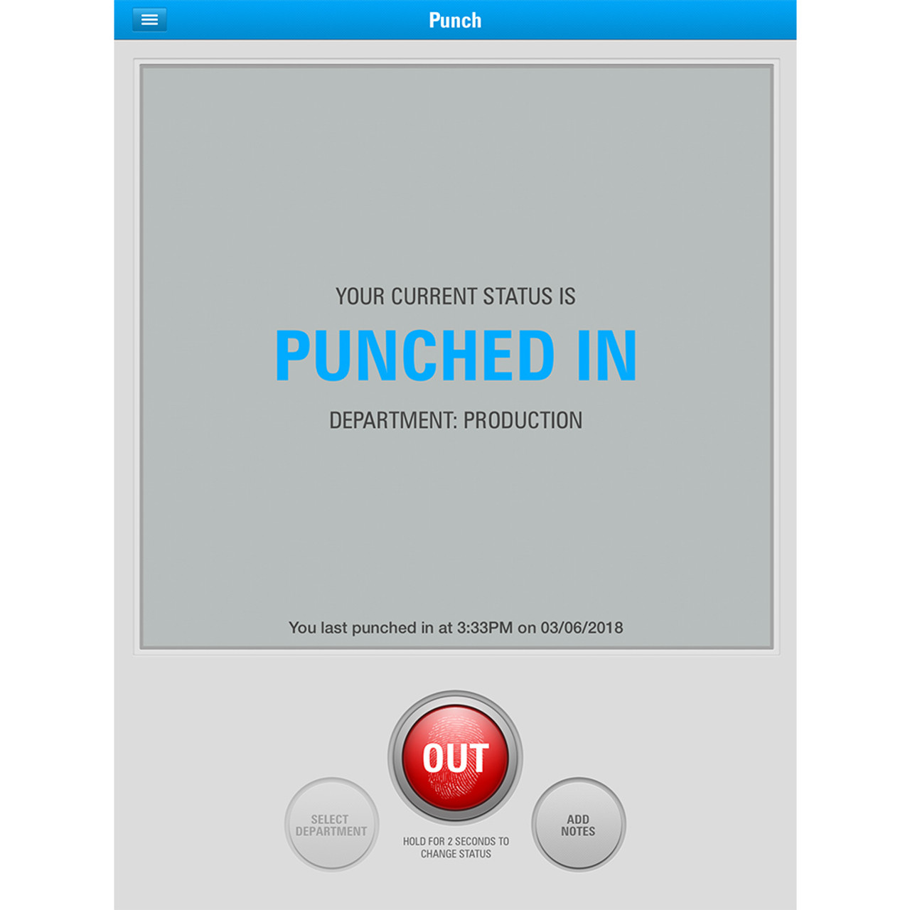 uAttend Web Punching & Smartphone Software - New England
