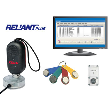 Detex Reliant Complete Guard Tour Solution
