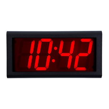 Inova On-Time Wall Clock ONT4BK