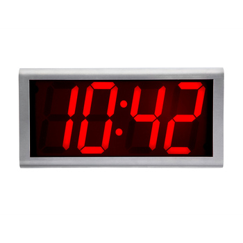 Inova On-Time Wall Clock ONT4SS