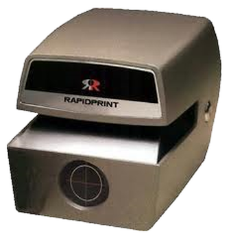 Rapidprint C724-E Time Stamp