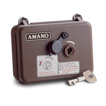 Amano PR-600 Guard Tour System - Complete Package