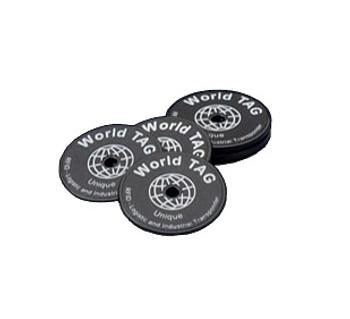 RFID Tag, 20mm diameter (Unique- Random Hex Number)