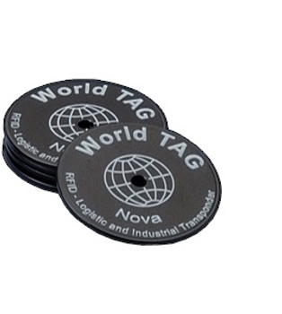 RFID Tag, 30mm diameter (Nova - GCS 8-Digit Number)