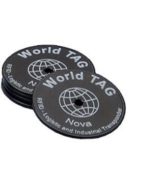 RFID Tag, 50mm diameter (Nova - GCS 8-Digit Number)