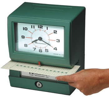 Acroprint Model 150 Time Clock