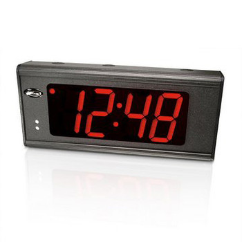 "Lathem 4"" Digital Display Clock - 110V DISCONTINUED"