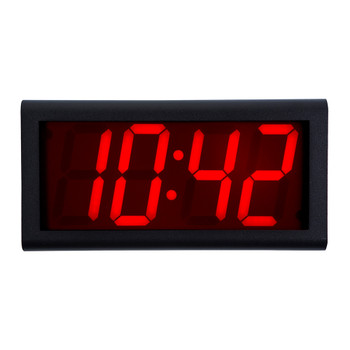 Inova On-Time Wall Clock ONT4DSBK Double Sided Wall Clock