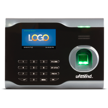 uAttend BN6000 Fingerprint & Pin Entry Time Clock