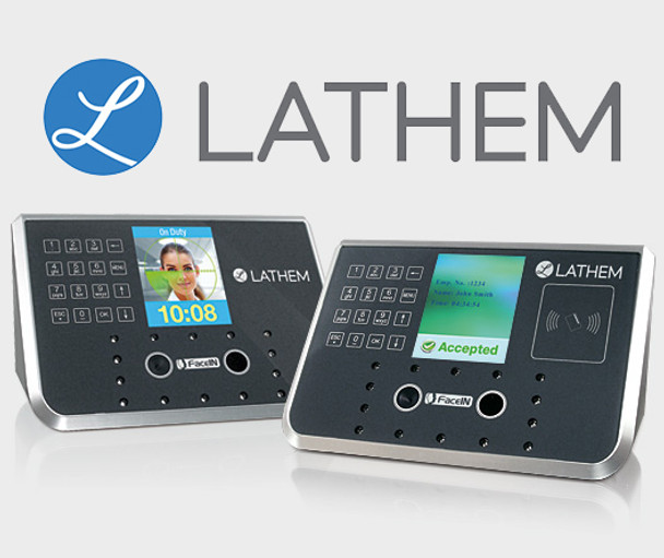 Lathem's FR650 Time Clock
