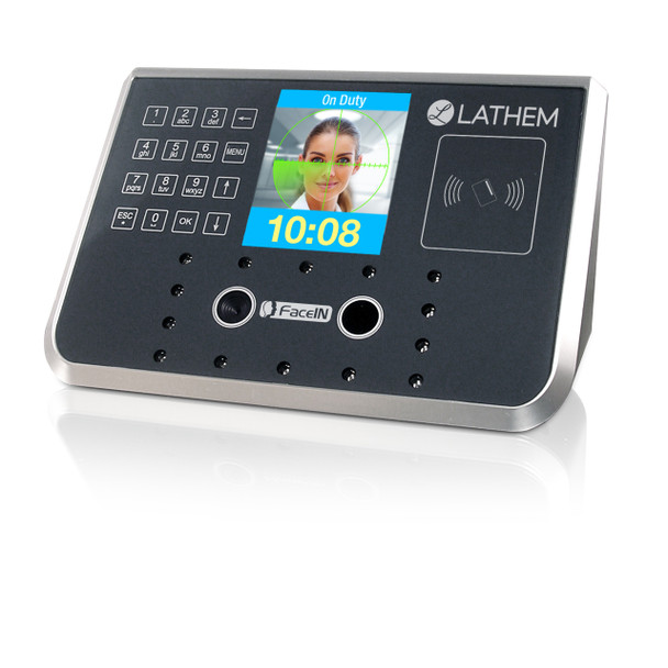 Lathem's FR700 Time Clock
