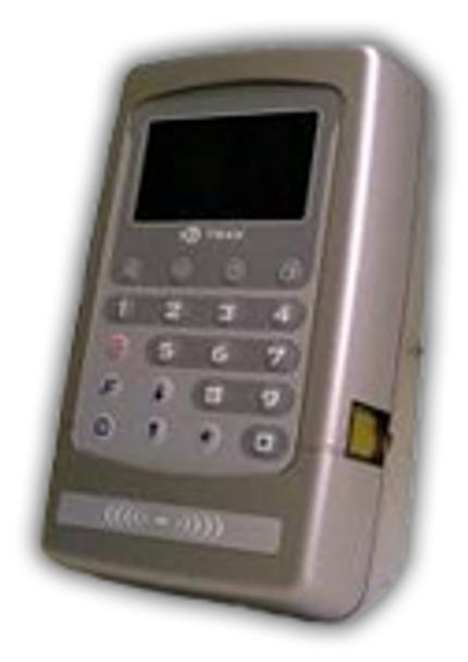 TimeTrak TRAX +F Biometric Time Clock