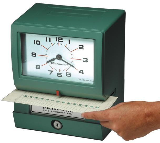 Acroprint Model 150 Time Clock
