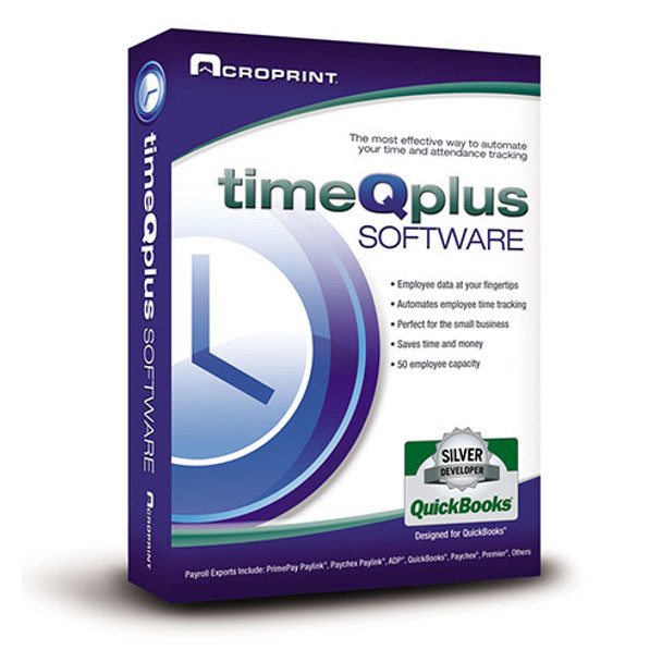 Acroprint TimeQPlus Proximity System