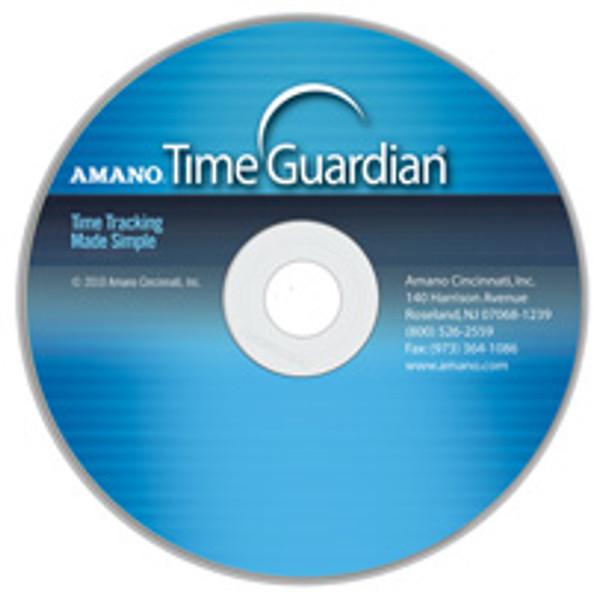 Amano Time Guardian - Advanced Overtime Module