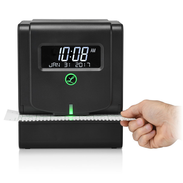 Lathem 2100HD Heavy Duty Thermal Time Clock