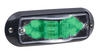 500 Series Linear Super-LED® Horizontal GREEN