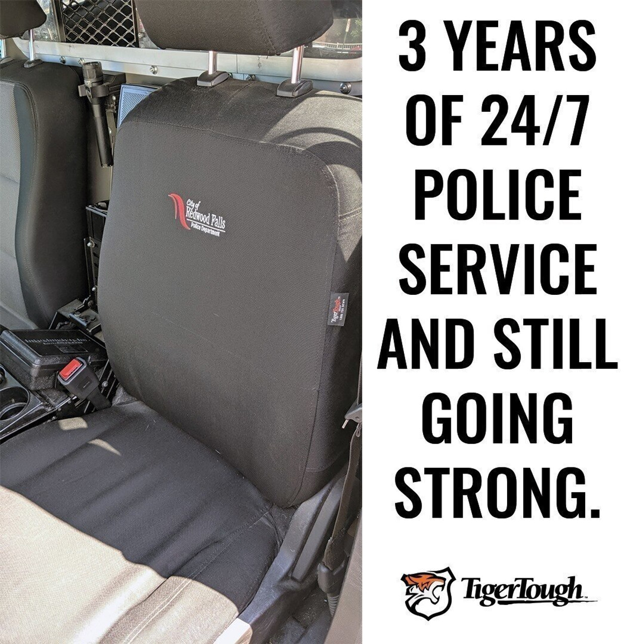 Tiger Tough, Tactical Seat Covers - FORD (CARS)