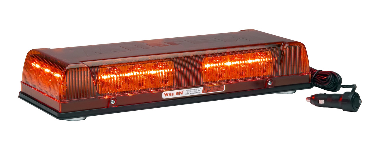 Responder® CON3 LP Series Lightbars, Polycarbonate Base