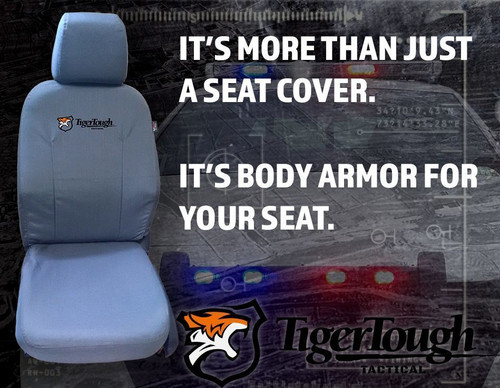 Tiger Tough, Tactical Seat Covers - FORD (VANS)