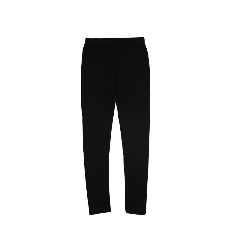 BLACK JERSEY CMS FULL LENGTH LEGGINGS