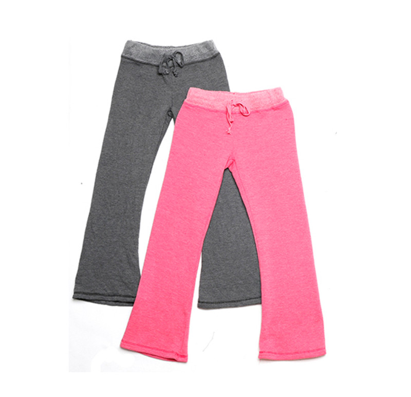 GIRL'S BOOT PANTS WITH BACK POCKET