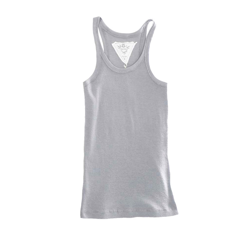 SHARKSKIN TANK TOP