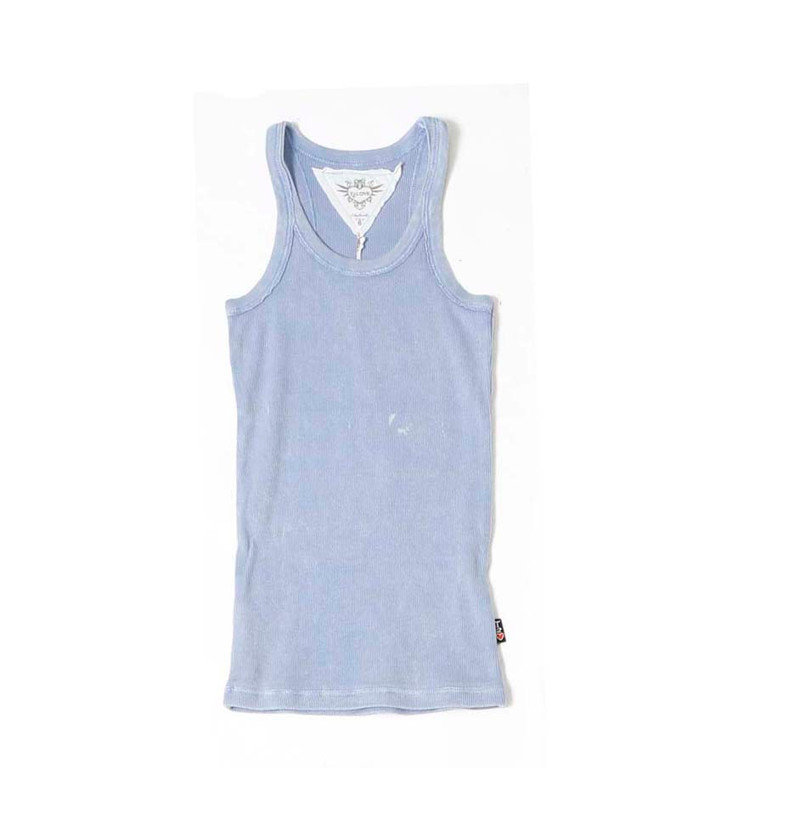 RIVER BLUE VINTAGE WASH TANK TOP